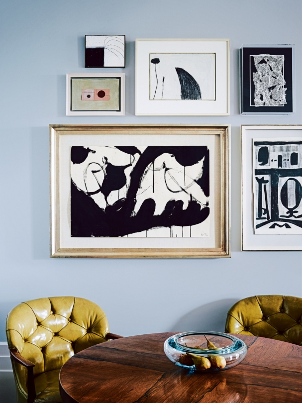 At home with Ellen Hanson - Amelia Widell - Metro Mode