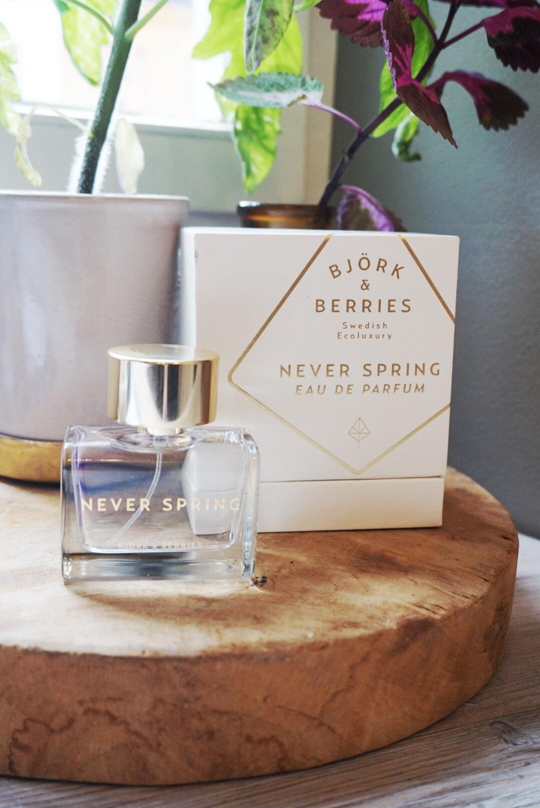 björk & berries parfym
